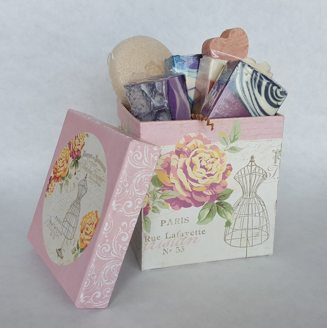 Gift Set - Crème de la Crème Soap Collection