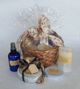 Gift Basket - Pedicure Collection