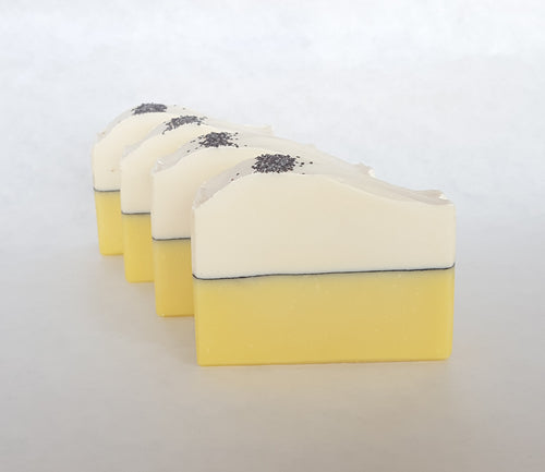 Soap - Lemon Poppy Seed