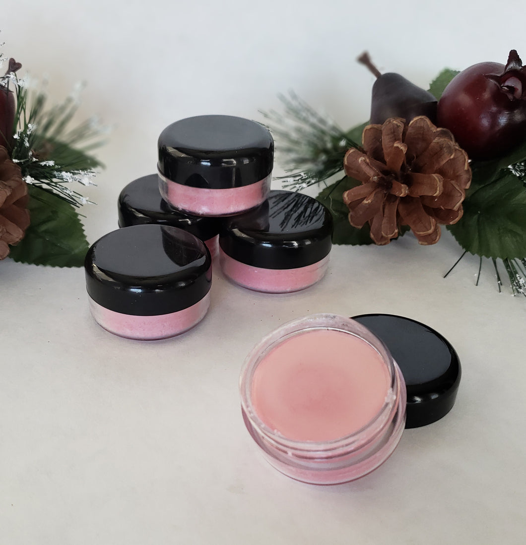 Emulsified Lip Scrub