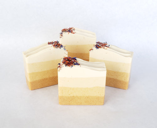 Soap - Safflower Turmeric