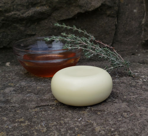 Face Soap - Thyme and Raw Honey