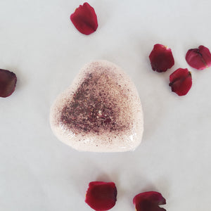 Rose Milk Bath Bombs