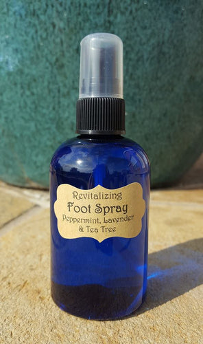 Revitalizing Foot Spray