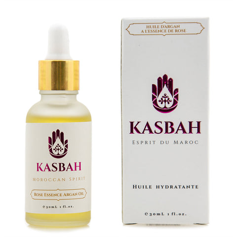 Kasbah Rose Essence Argan Oil