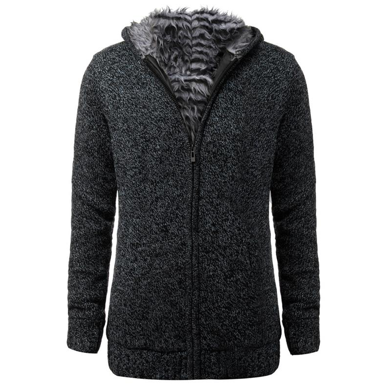 Men's Knitted Long Sleeve Casual Cardigans