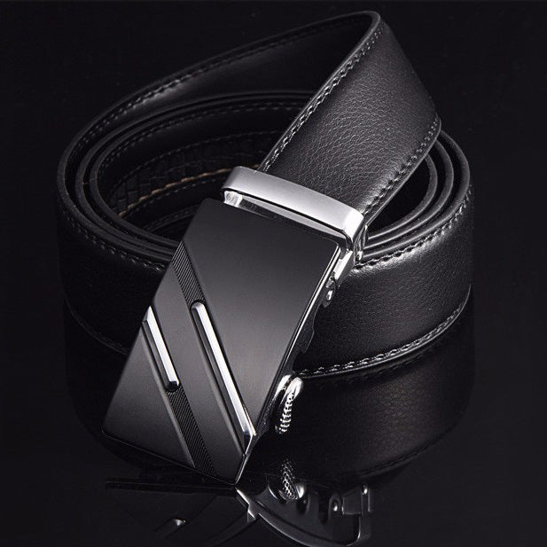 Metal Automatic Buckle Belt