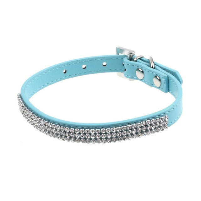 Exquisite Diamond Adjustable Rhinestone Buckle - 5 Colors