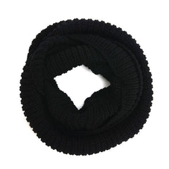 Unisex Knit 2 Circle Scarf - 11 Colors