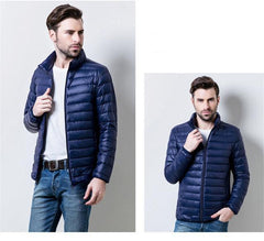 Men's Duck Down Jacket - 6 Colors