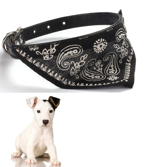 New Pet Dog Cat Puppies Collars Scarf Neckerchief Necklace Triangle