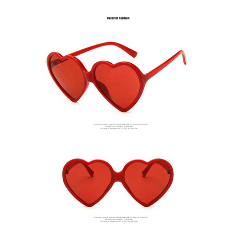 Big Hearts Sunglasses