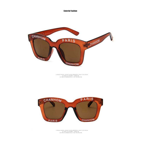 Chanhom Paris Sunglasses - 9 Styles