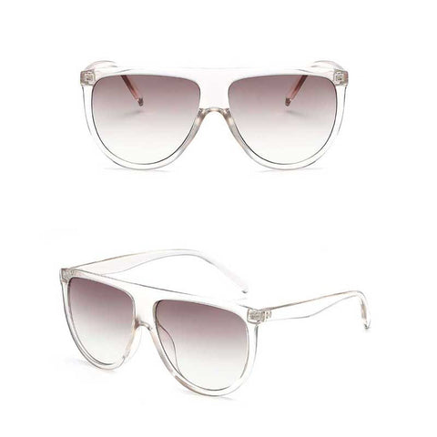 Gradient Moon Sunglasses - 10 Styles