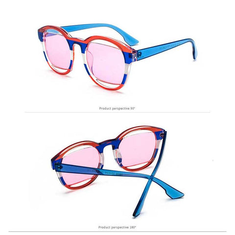 Harajuku Cat Eye Sunglasses - 6 Styles