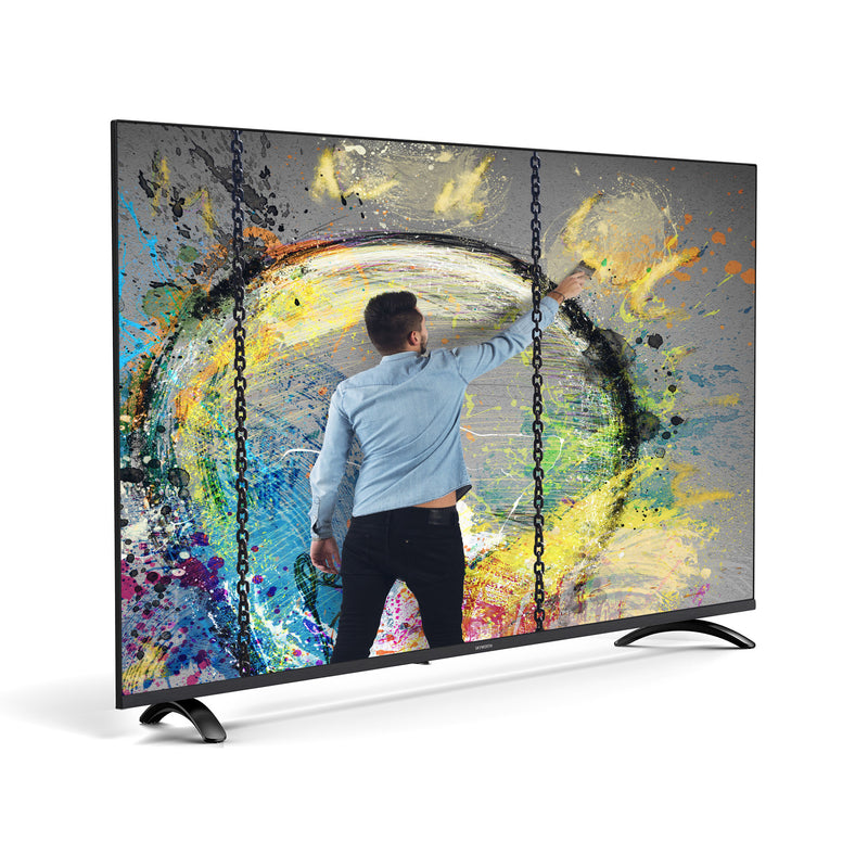 "Smart TV Selectron S4K-50C00, 50"", 4K, WiFi, HDMI, USB, ISDB-T"