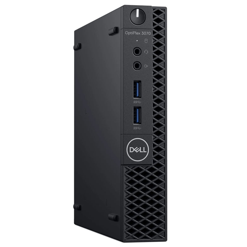 PC Dell Optiplex 3070, Intel Core i5 9500, 8GB RAM, 1TB Disco duro, Windows 10 Pro