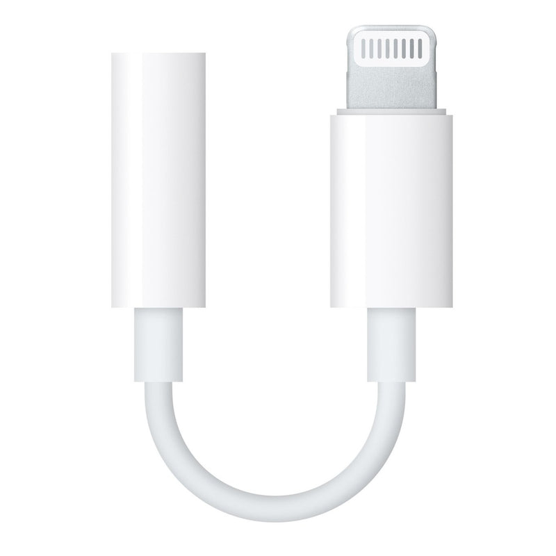 Adaptador Lightning a 3.5mm Apple