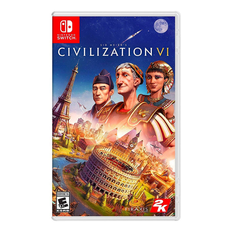 Sid Meier's Civilization VI - Juego para Nintendo Switch