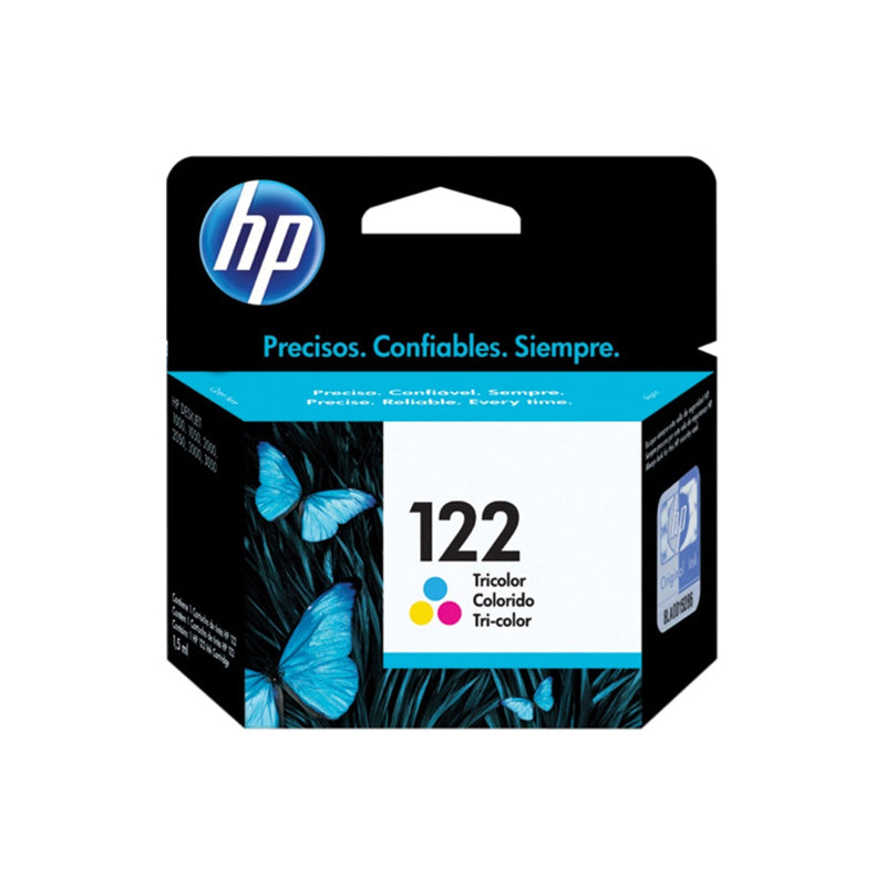 Tinta HP 122, color