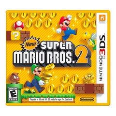New Super Mario Bros 2 - Juego para Nintendo 3DS