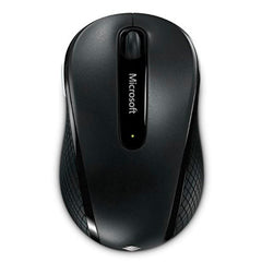 Mouse inalámbrico Microsoft 4000, negro