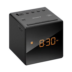 Radio alarma Sony, reloj digital, FM/AM