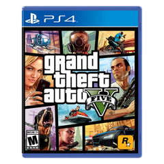 Grand Theft Auto V - Juego para PlayStation 4