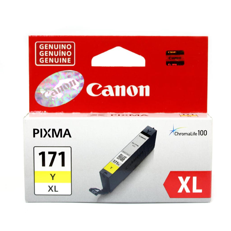 CANON  TINTA CLI-171XL Y 0354C001AA YELLOW MG5710/MG6810