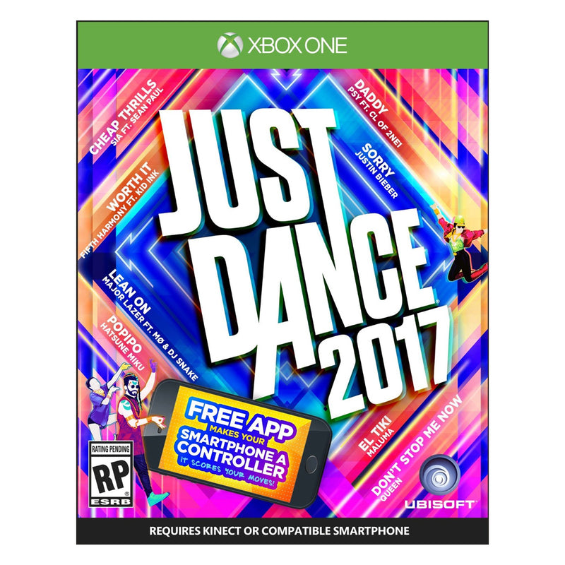 Just Dance 2017 - Juego para Xbox One