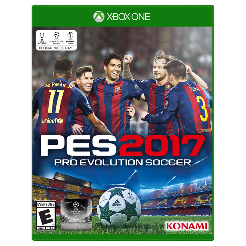 Pro Evolution Soccer 2017 - Juego para Xbox One