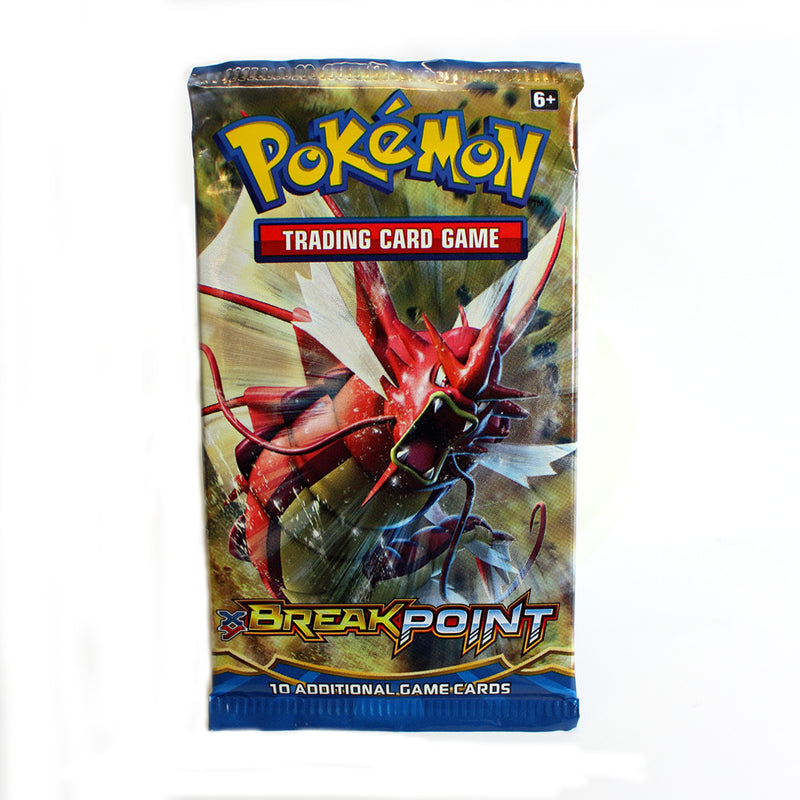 Juego de cartas coleccionables Pokemon XY9 Break Point Booster Pack 152-80069