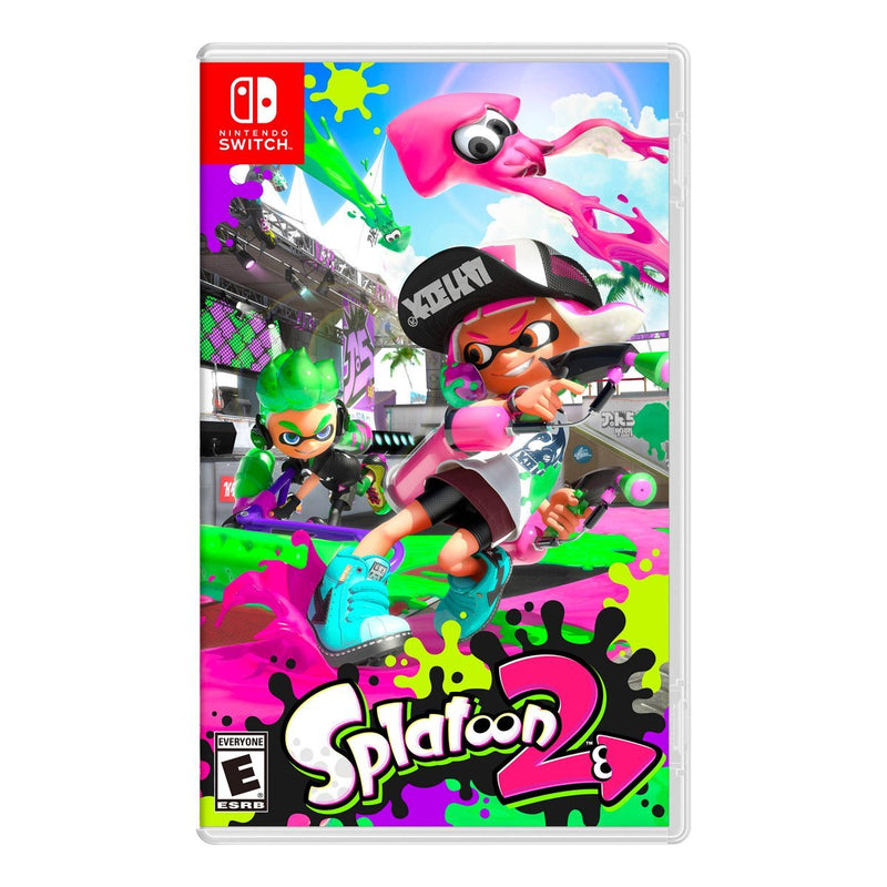 Splatoon 2 - Juego para Nintendo Switch