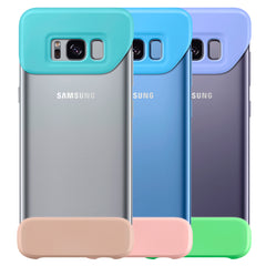 Estuche para Galaxy S8+ Samsung 2 Piece Cover, 3 pack