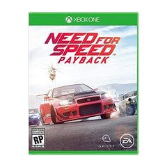 Need for Speed Payback - Juego para Xbox One