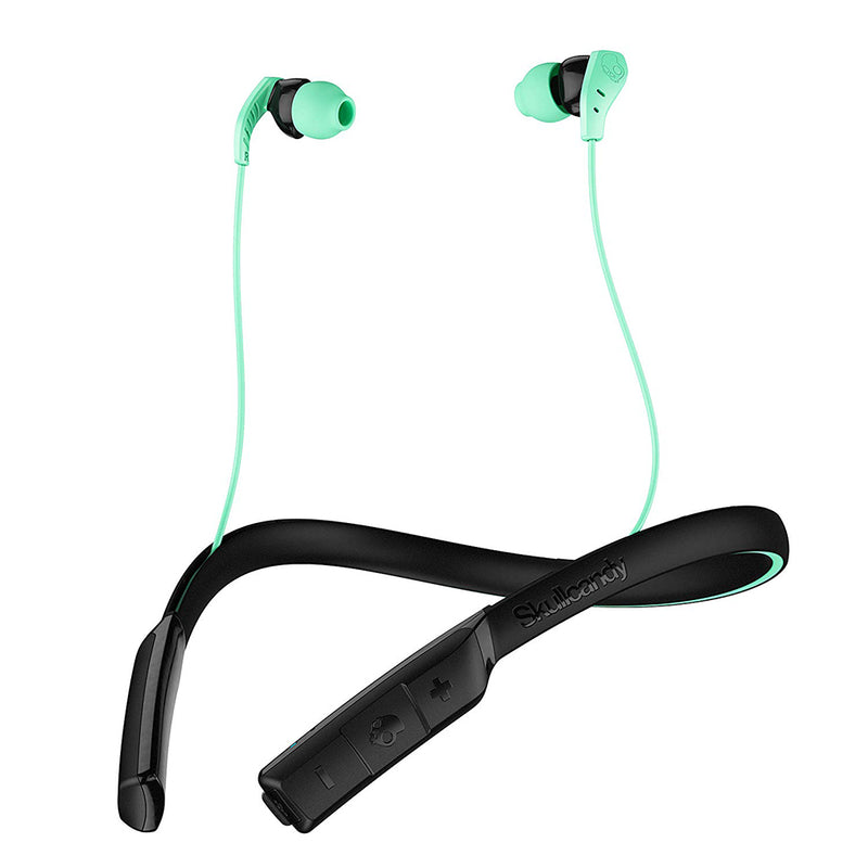 Audífonos In Ear Skullcandy Method Wireless, Bluetooth, black/mint - Multimax