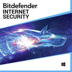 Licencia Bitdefender Internet Security para 1 PC