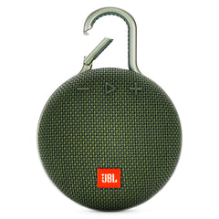 Bocina Inalámbrica JBL Clip 3, IPX7, Bluetooth, color verde