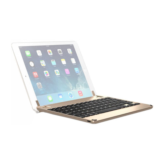 "Teclado Brydge para iPad Air 2019 de 10.5"", bluetooth, dorado"