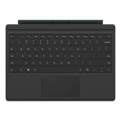 Cover Microsoft Surface Pro Type, teclado, negro