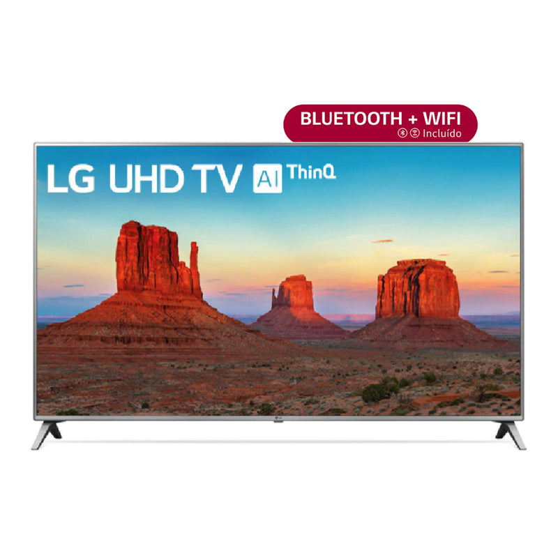 "Smart TV LG ThinQ, 86"", 4K, WiFi, HDMI, USB, DVB-T"