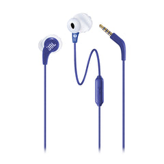 Audífonos In Ear JBL Endurance Run, Splashproof IPX5, C/MIC, azul