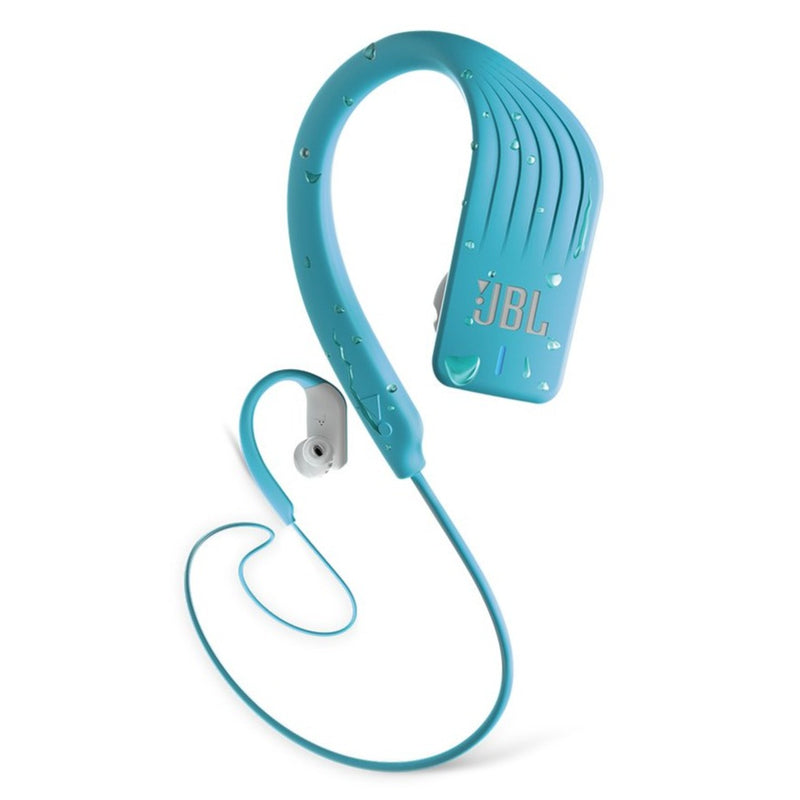 Audífonos inalámbricos JBL Endurance Sprint, IPX7, Bluetooth, color teal