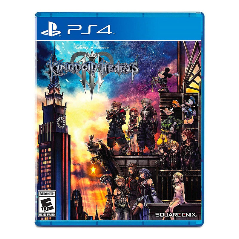Kingdom Hearts III - Juego para PlayStation 4 - Multimax