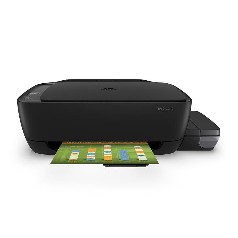 Impresora HP Ink Tank 315, InkJet Printer