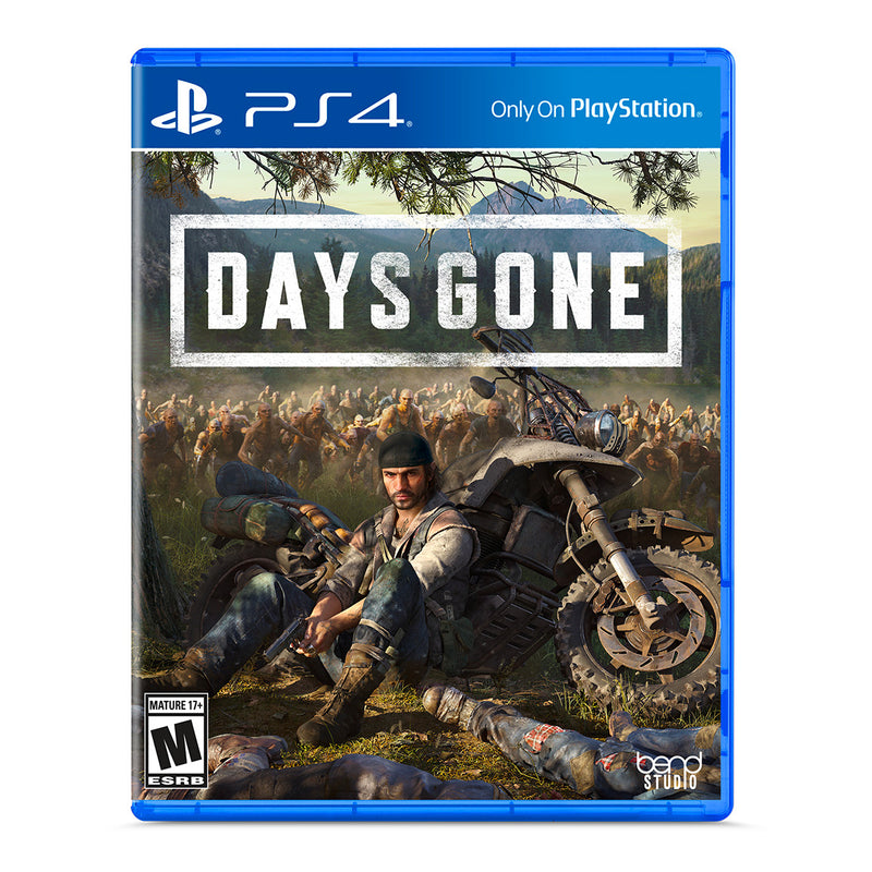 Days Gone - Juego para PlayStation 4
