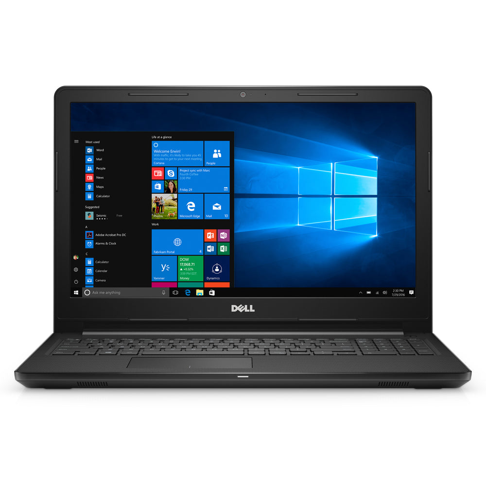 "Dell Inspiron 15 3567 6XGXN Intel Core i3 7020U, 4GB RAM, 1TB Disco duro, Unidad DVD, Pantalla de 15"", Windows 10"