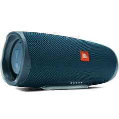 Bocina inalámbrica JBL Charge 4, IPX7, Bluetooth, color azul
