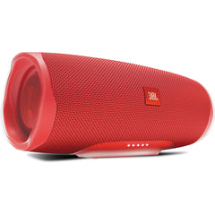 Bocina inalámbrica JBL Charge 4, IPX7, Bluetooth, color rojo