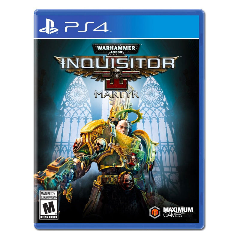 Warhammer 40,000 Inquisitor - Juego para PlayStation 4